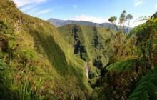 Trou de Fer - Hell Bourg par la forêt de Bélouve