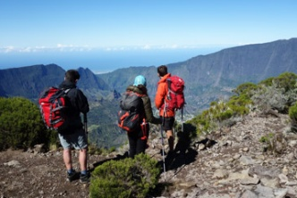 Réunion Island hut-to-hut traverse