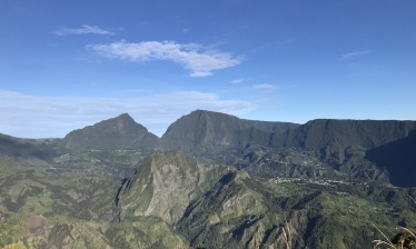 Hiking Réunion Island